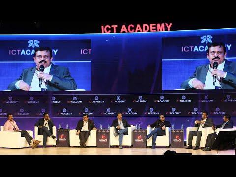 Panel discussion – Augmenting Skills for the Future Technologies   ICT Academy Bridge 2020 Chennai
