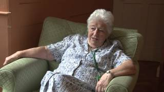 Meet Winifred: volunteer at 1948 London Olympics AND Hampton Court Palace 2012