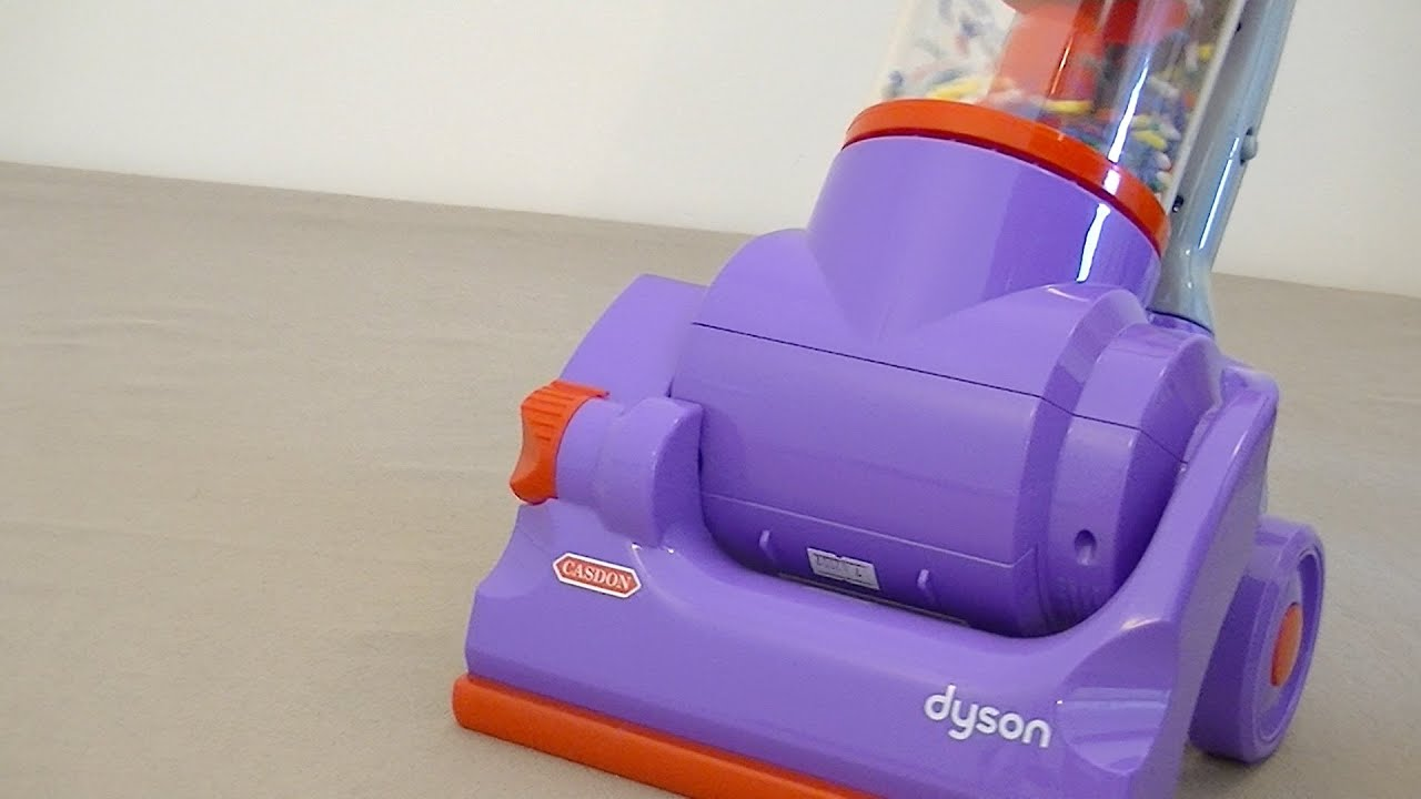 Dyson Dc14 Toy Vacuum Cleaner By Casdon Assembly Amp Review
