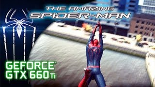 The Amazing Spider-Man | EVGA GeForce GTX 660 Ti | Ultra Settings