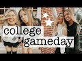 college weekend in my life: georgia vs. auburn football game, date night, bff visits