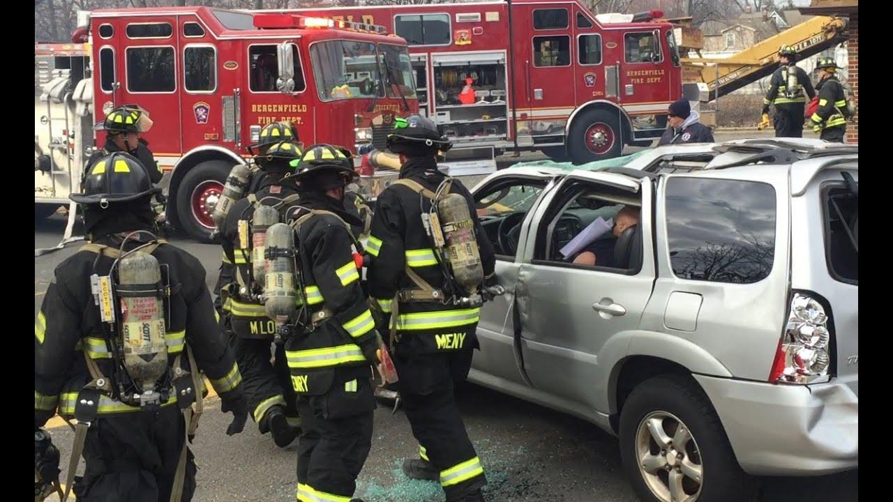 Incident Department Volunteer Fire Report
