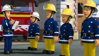 Fireman Sam US Full Episodes HD | Ready to Roll - Boyce grades the crew | New rescues 🚒🔥Kids Movie