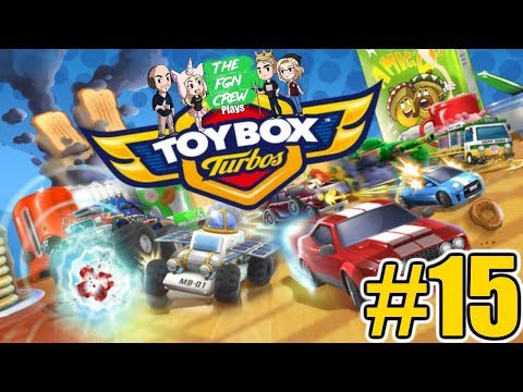 The FGN Crew Plays: Toybox Turbos #15 - Wombo Combo |
