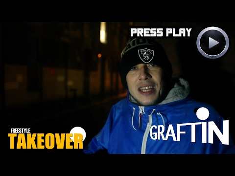 Steelioz Gawngallaz- Freestyle Takeover S2 Ep11 [Graftin Media]