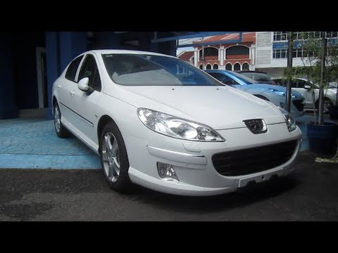 2011 Peugeot 407 Start-Up And Full Vehicle Tour