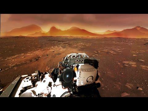 Первые реальные снимки Марса! Посадка Марсохода Perseverance