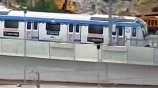 Hyderabad Metro project not viable after Telangana, says developer