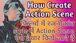 How Create Effective Action Scene