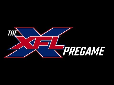 The XFL Pregame: Opening Day