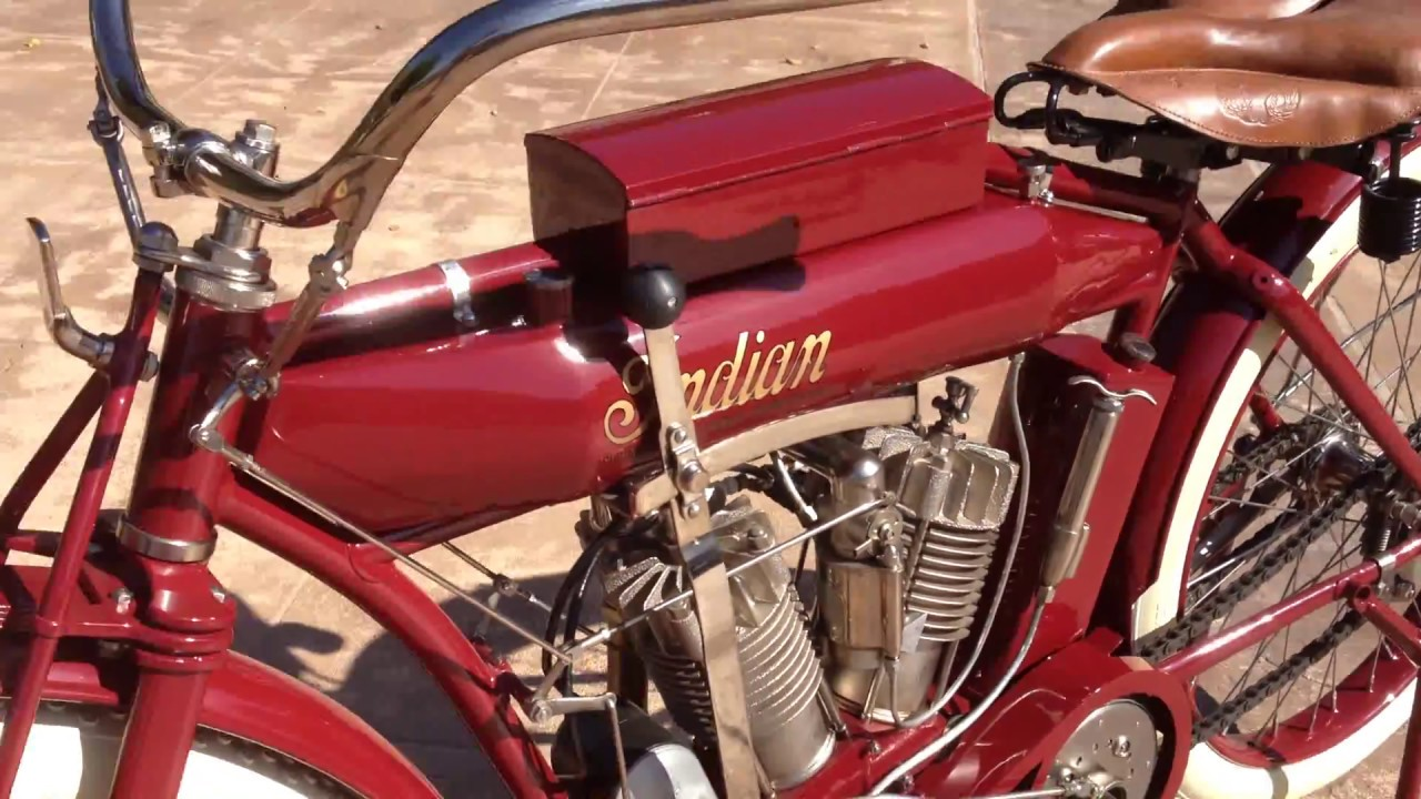 1912 Indian V Twin For Sale