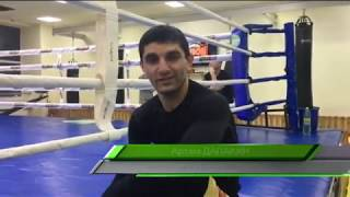 Артем Далакян готується до захисту титула чемпіона світу
