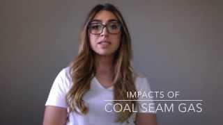 Coal Seam Gas Mining in Australia