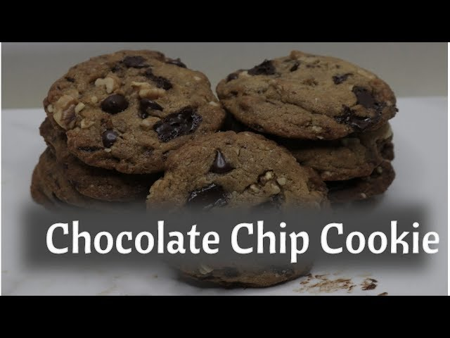 Ridiculously Good Chocolate Chip Cookie Recipe Dairy Free Eggless Vegan