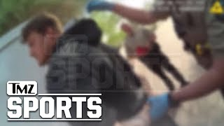 Richie Incognito Funeral Home Arrest Video, 'Don't Do Anything Stupid' | TMZ Sports