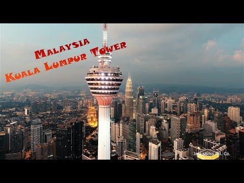 Kuala Lumpur Tower (KL Tower) | 7th Tallest Tower In The World | Malaysia