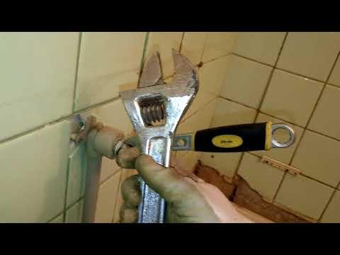 Способ как выкрутить эксцентрик смесителя