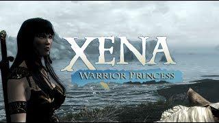 Skyrim SE Xbox One - Xena: Warrior Princess