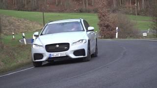 Jaguar XF Sportbrake - edler Kombi aus Großbritannien im Test