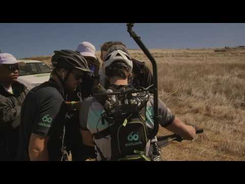A first for broadcasting at the 2016 Absa Cape Epic.