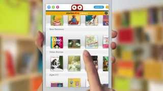 StoriesAlive - a library of interactive story apps for kids