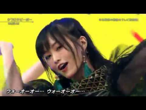NMB48「ワロタピーポー」初披露