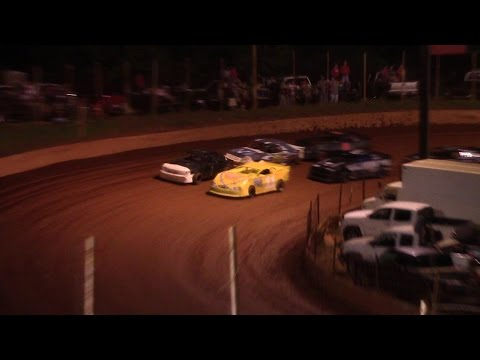 Winder Barrow Speedway Advanced Four Cylinders 8/15/15
