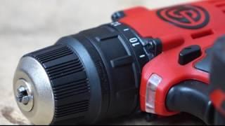 A P Tools Ltd - C P Chicago Pneumatic CP8528 and CP8828 Cordless Drill Screwdriver Tools
