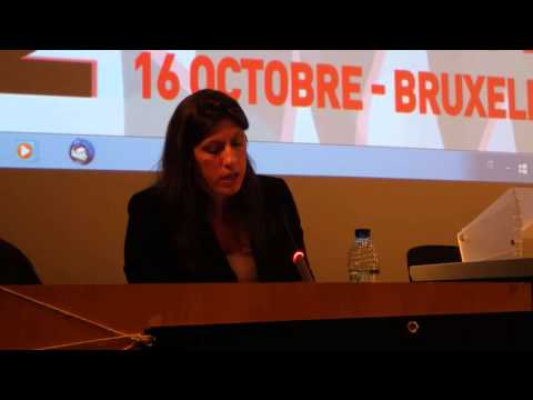 Zoé Konstantopoulou - European Citizen's Assembly on Debt - October 16 th, Brussels