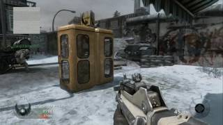 Call Of Duty Black Ops - Team Deathmatch versus Veteran Bots - Berlin Wall