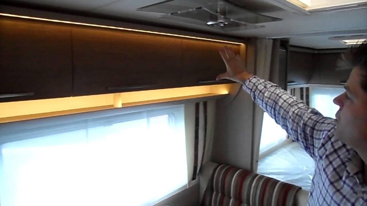 Burstner Averso 495 TK 2013 amarant stapelbed nu bij Meerbeek ...