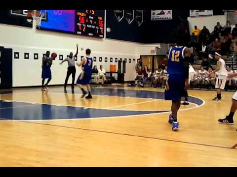 Eric Bowles Freshmen Buzzer Beater 3 Woodson High