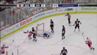 Stanley Cup Finals 2009 Game 6 - Wings @ Pens