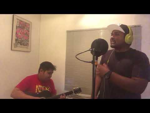 Danial - Selamat tinggal masa- Syamsul Yusuff ft Black (acoustic impersonation)