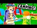 NEW CAMPING STUFF UPDATE! (Roblox Bloxburg) Roblox Roleplay
