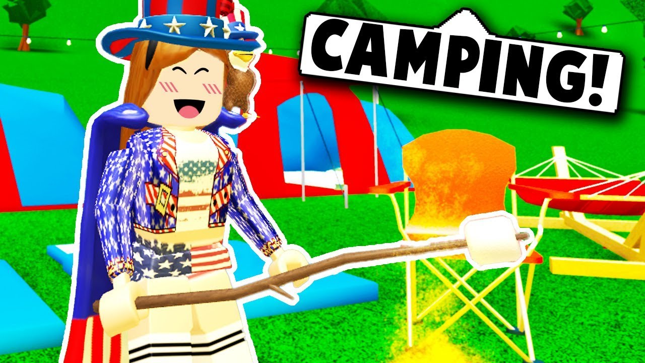 New Camping Stuff Update Roblox Bloxburg Roblox Roleplay
