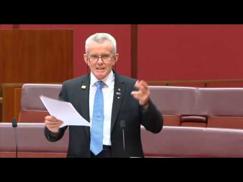 SENATE SPEECH  - Proposed Superannuation changes