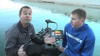 Lowrance SpotlightScan Sonar interview with Jarrett Edwards and Matthew Laster