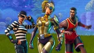 6 NEW SECRETS SKINS on FORTNITE Battle Royale!