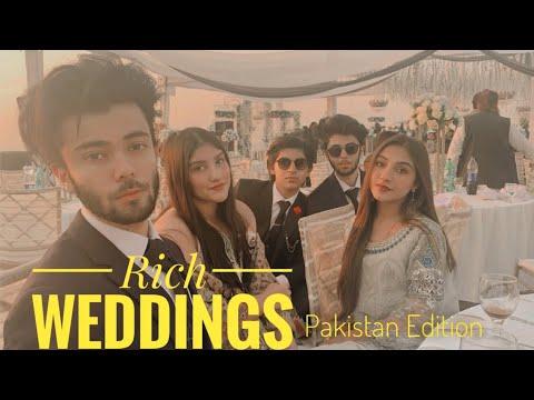 Rich Weddings Of Pakistan | Benaam Vlogs
