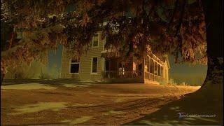 Minnesota Winter Nights on Farmhouse Afidus 201 Time-lapse