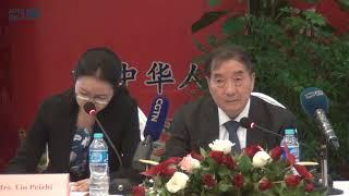 مصر العربية | السفير الصيني يكشف حجم الاستثمارات في العاصمة الإدارية