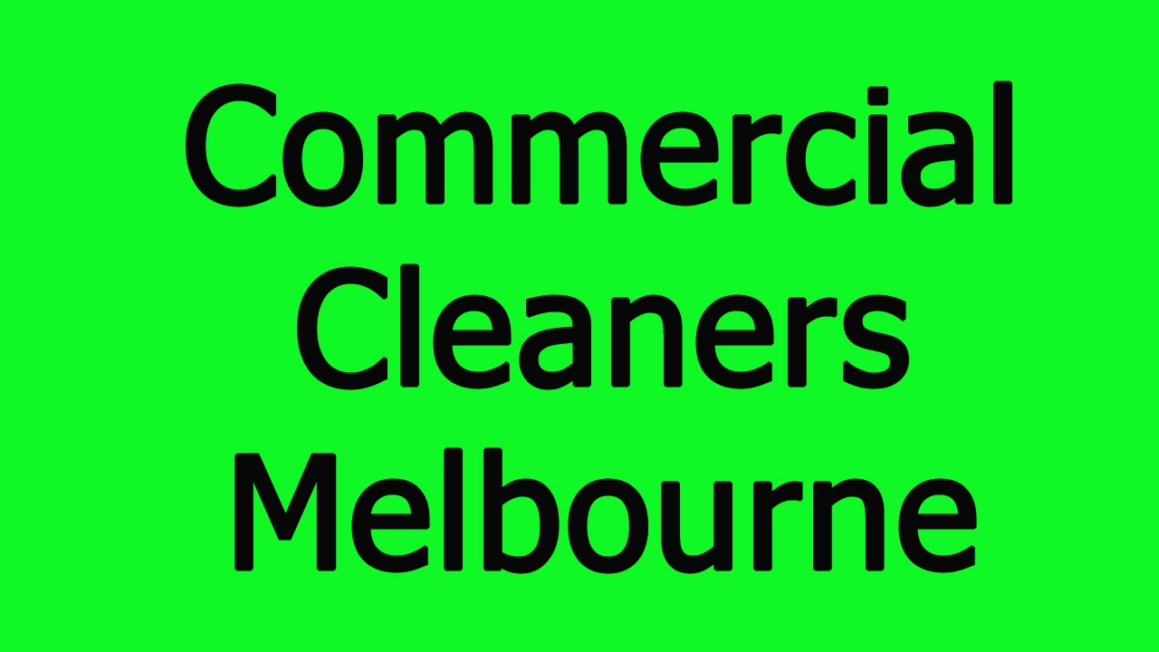 Thumbnail for Office Cleaners Melbourne