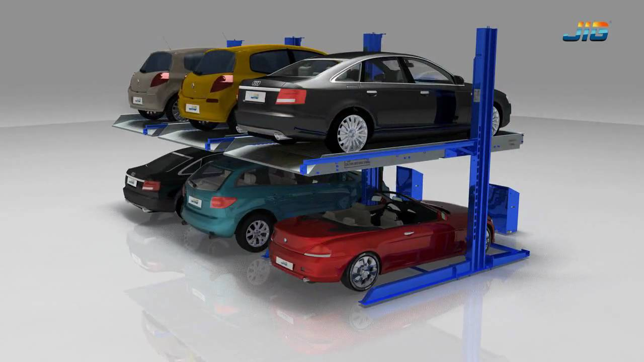 Two Post Car Parking Lift Tpp 106 Release Youtube