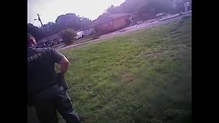 Body cam video shows Pasco deputies responding to Florida sinkhole