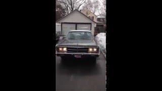 Grandpa's Pit 1965 Chrysler 300