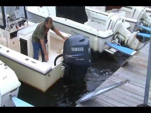 Frog Hooks Easiest Way To Moor Amp Board Your Boat Youtube