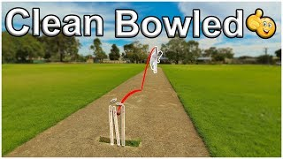 How To Take Wickets in Cricket !! Fast Bowling Tips For Beginners in Hindi !!