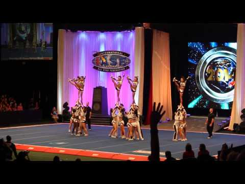 Brandon Allstars Senior Black Day 1 Worlds 2014