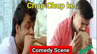 Chup chupke movie comedy by.......Rajpal yadav, shahid kapoor || VND Film